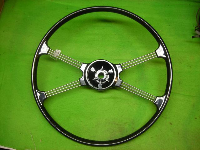 Steering Wheel Mga New Rogers Motors