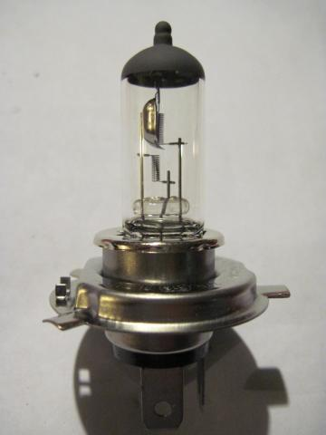 Lucas H4 P43t-base LLB472X Xenon Headlamp Bulb, New head lamp, headlight, head light