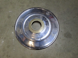 Ace Wheel Disc, Alvis, Bentley, Daimler, Jaguar, Rolls-Royce, pre-war, Original