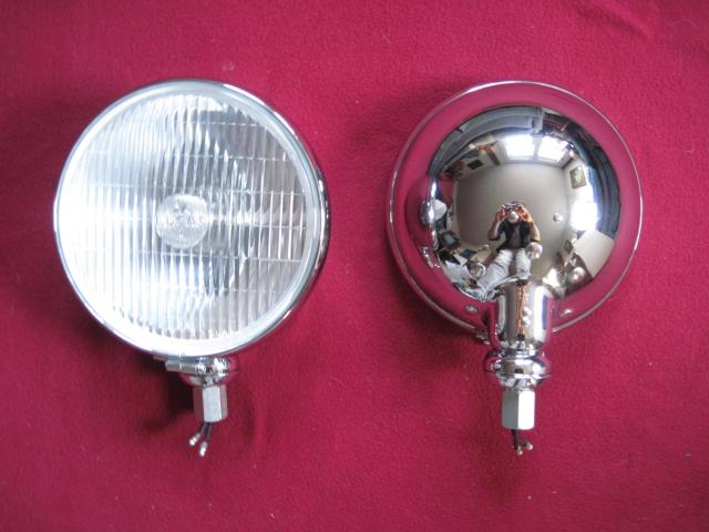 Lucas SFT700 Foglamp Pair, New fog lamp, foglight, fog light