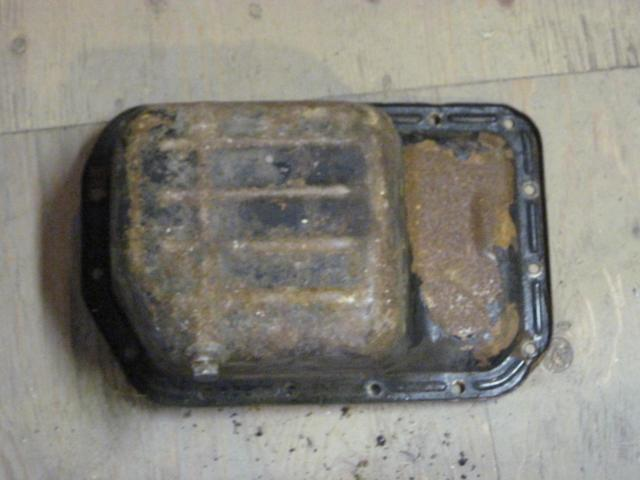 Oil Pan, Sump, MG Midget 1500, Original