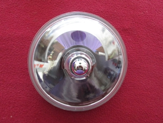 Lucas-style SLR576 Driving/Spotlamp Lens-Reflector Unit, New driving lamp, driving light, spot lamp