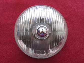 Lucas-style SFT576 Foglamp Lens-Reflector Unit, New fog lamp, foglight, fog light
