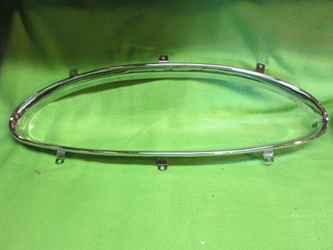 Chrome Grille Surround, Austin-Healey 3000, New