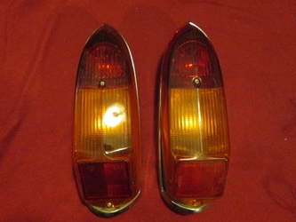 Lucas Taillamp Pair, MG Midget, MGB, Original