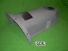 Manual Transmission Tunnel/Gearbox Cover, Jaguar XK150, #X60E, New