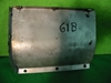 Battery Box Front Insert, Jaguar XK140, #X61B, New