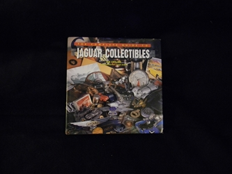 Autographed Jaguar Collectibles Book : Ian Cooling