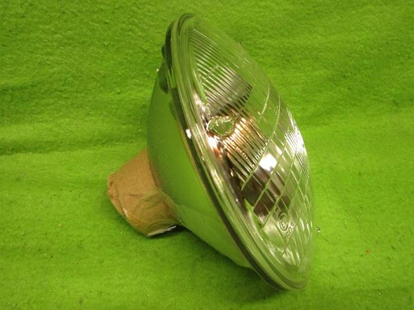 Lucas 7 Inch Sealed Beam Headlamp Rhd Nos Rogers Motors