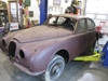 1960 Jaguar Mark 2 Project