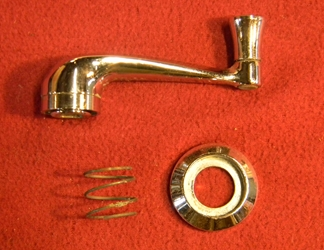 Jaguar Window Winder Handle, 1960s