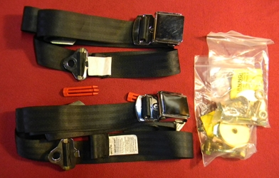 Pair Seatbelts 222-216